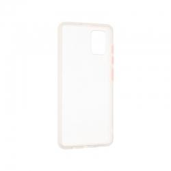 Чехол-накладка Silicone Gelius Samsung A21 Clear