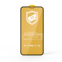 Захисне скло 5D 9H 19 Xiaomi Mi 9SE Black