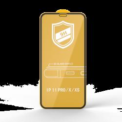 Защитное стекло  5D 9H 19 iPhone 11 Pro Black