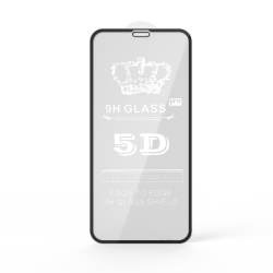 Защитное стекло 9H для Samsung M30 Black