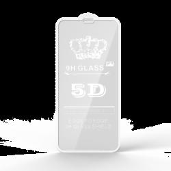 Защитное стекло 9H для Samsung A70s Black