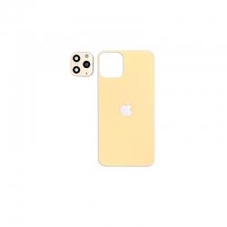 Защитное стекло 9H iPhone 11 Pro для iPhone X/XS 2в1 Gold