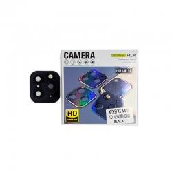 Защитное стекло 9H iPhone 11 Pro для камеры Gold