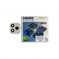 Захисне скло 9H iPhone 11 Pro для камери Black