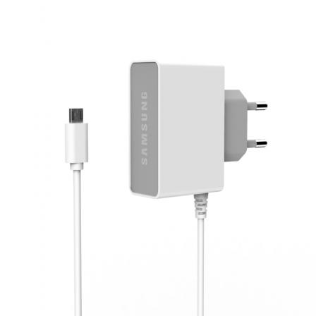 Зарядний пристрій Samsung LED 2A USB White