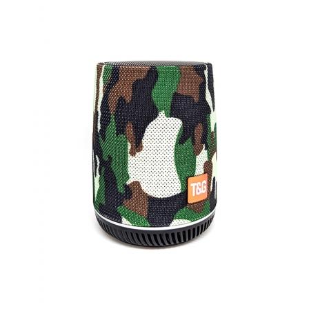 Портативная Bluetooth-колонка TG-518 Black