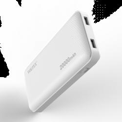 Зовнішній акумулятор (Power Bank) Borofone BT22 10000 mAh White