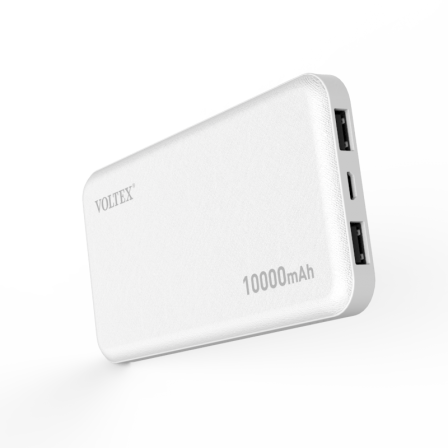 Внешний аккумулятор (Power Bank) Voltex 20000 mAh (VPBF-2010) White