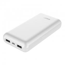Внешний аккумулятор (Power Bank) Voltex 10000 mAh (VPBF-1010) White