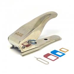 Sim Cutter 3в1 ножницы для обрезки Sim-карт Silver
