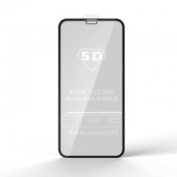 Захисне скло 5D для Samsung J3 J330 Black