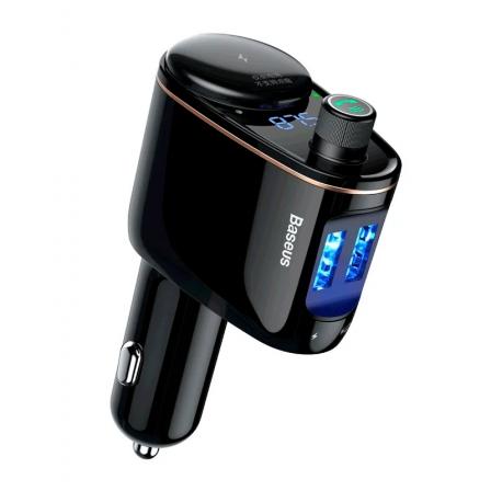 FM-трансмиттер Roidmi 3S Bluetooth Car (BFQ04RM) Black