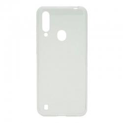Silicone case Samsung Galaxy M30s Clear