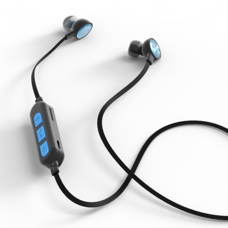 Наушники Bluetooth ST-16 Sport Gold