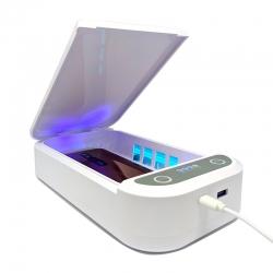 Портативний ультрафіолетовий стерилізатор Sanitizer Box K11 Aroma White