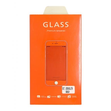 Защитное стекло Back 5D для Samsung Galaxy S7 Black