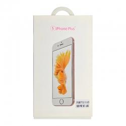 Защитное стекло SOFT Purple для Iphone 6 Plus White
