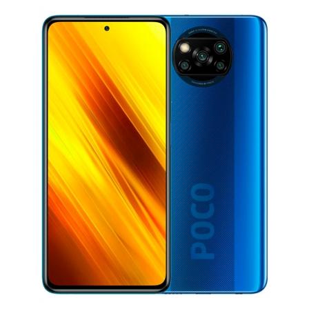 Xiaomi Poco X3 NFC 6/128GB Cobalt Blue