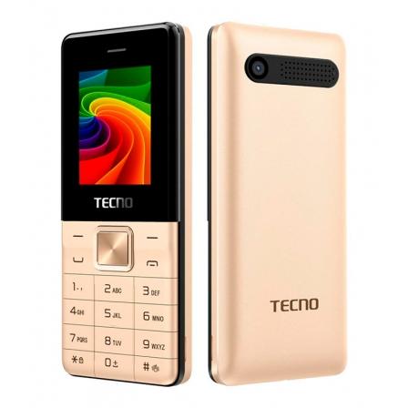 Мобильный телефон Tecno T301 Black (4895180743320)