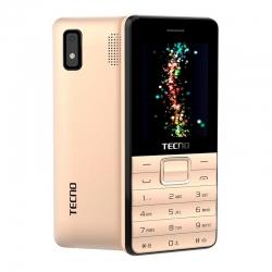 Мобильный телефон Tecno T372 TripleSIM Black (4895180746833)