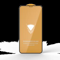 Защитное стекло 9H 20 iPhone X/XS Black