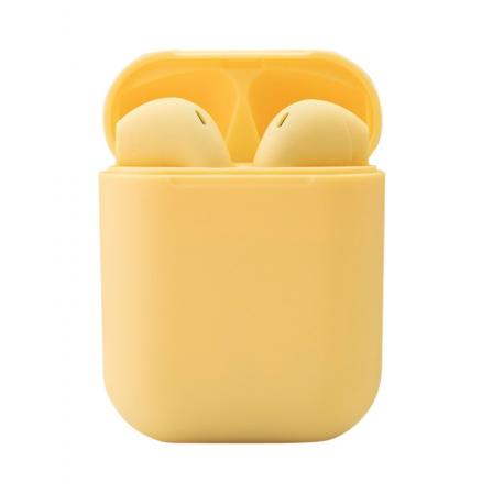 Наушники Inpods 12 Yellow
