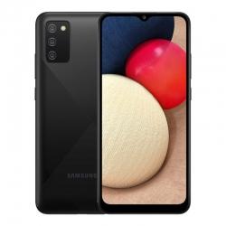 Смартфон Samsung Galaxy A02s 3/32GB Black (SM-A025FZBE) (UA UCRF)