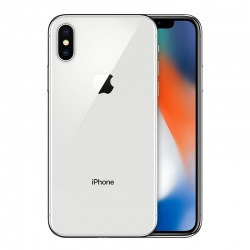 Б/В Apple iPhone X 64Gb Silver