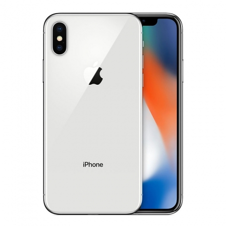 Б/У Apple iPhone X 64Gb Silver