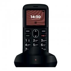 Мобільний телефон (бабушкофон) Ergo R201 Black