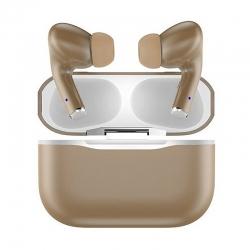 Беспроводные наушники TWS Stereo BT TG 13 Gold