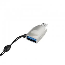 Адаптер HOCO OTG UA10 micro-USB