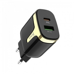 Комплект HOCO 18W C79A Type-C+USB