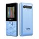 Мобильный телефон Tecno T301 Blue (4895180743344)