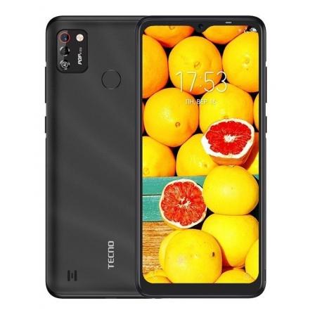 Смартфон Tecno Pop 4 Pro BC3 1/16GB Pearl Black (4895180760822)
