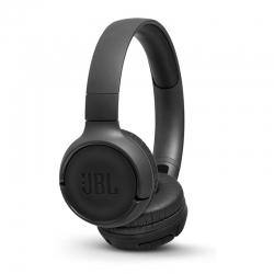 Навушники з мікрофоном JBL T500 BT Black (JBLT500BTBLK)