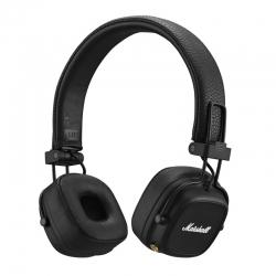 Навушники з мікрофоном Marshall Major IV Bluetooth Black (1005773)