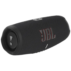 Портативная Bluetooth-колонка JBL Charge 5 Midnight Black (JBLCHARGE5BLK)