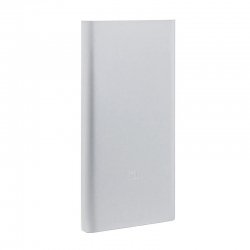 Зовнішній акумулятор (Power Bank) Xiaomi Mi Power bank 3 10000mAh Silver PLM13ZM