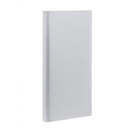 Внешний аккумулятор (Power Bank) Xiaomi Mi Power bank 3 10000mAh Silver PLM13ZM
