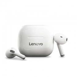 Навушники TWS повністю бездротові Lenovo LP40 White