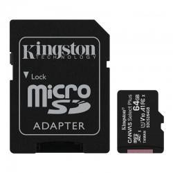 Карта памяти Kingston 64 GB microSDXC Class 10 UHS-I Canvas Select Plus SDCS2/64GBSP