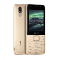 Мобільний телефон Tecno T474 Champagne Gold (4895180747977)