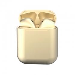Бездротові навушники TWS Inpods 12P Gold
