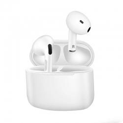 Бездротові навушники TWS AIR Pro 6 White