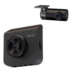 Автомобільний відеореєстратор Xiaomi 70mai Dash Cam A400-1 +Rear Cam RC09 Set Black