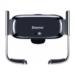 Автомобильный держатель для смартфона Baseus Mini Electric Car Holder Black (SUHW01-01)
