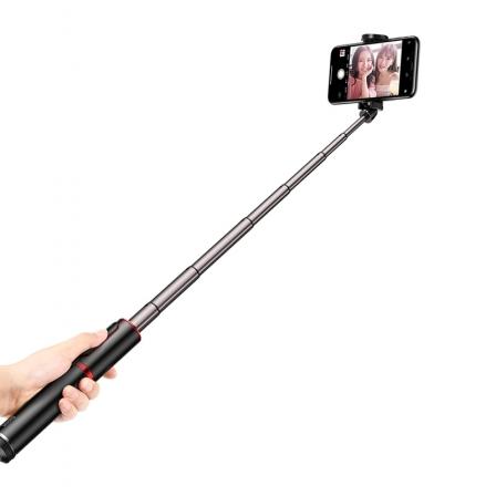 Селфи-монопод Baseus Fully Folding Selfie Stick Black+Red (SUDYZP-D19)