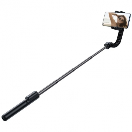 Селфи-монопод Baseus Lovely Uniaxial Bluetooth Folding Stand Selfie Stabilizer Black (SULH-01)
