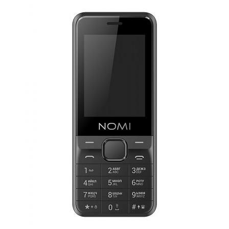 Мобильный телефон Nomi i2402 Black